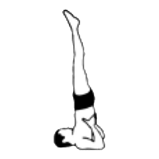How to Shoulder Stand in Yoga